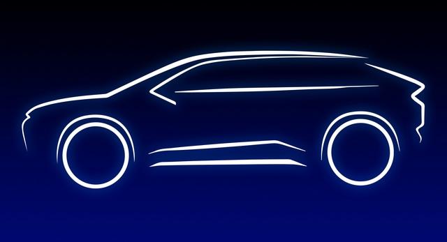Toyota chuẩn bị ra mắt một mẫu SUV chạy điện hoàn toàn mới - 1