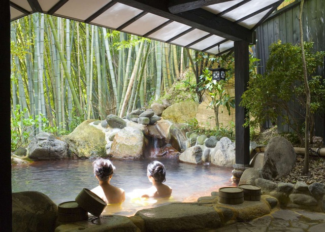 Sắp có công viên khoáng nóng Nhật Bản gần Hà Nội - 2