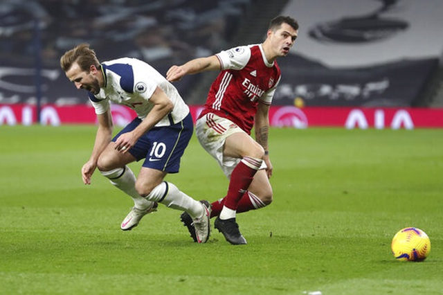 Son Heung Min, Kane kết hợp ăn ý, Tottenham vùi dập Arsenal - 10