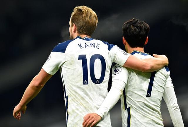 Son Heung Min, Kane kết hợp ăn ý, Tottenham vùi dập Arsenal - 14