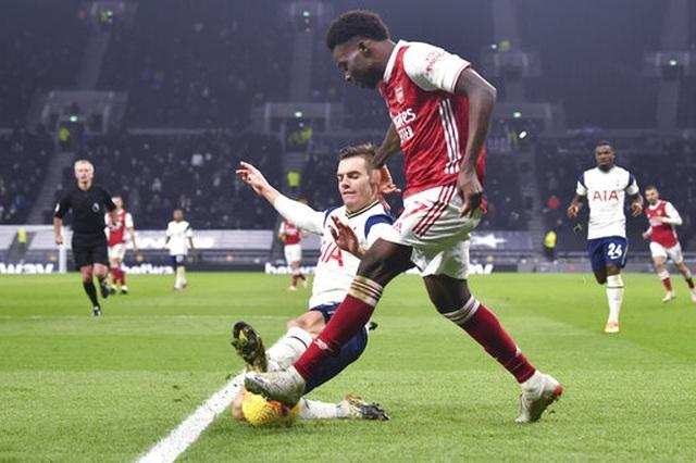 Son Heung Min, Kane kết hợp ăn ý, Tottenham vùi dập Arsenal - 15