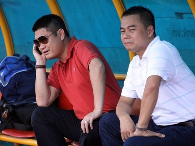Soi túi tiền trồi sụt của những ông bầu nổi danh làng bóng đá Việt - 2