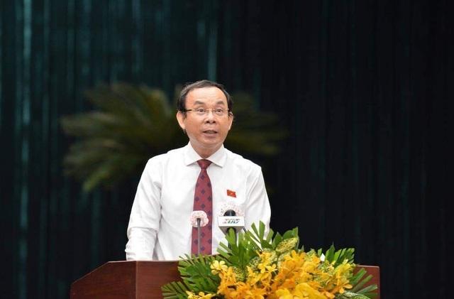 Bí thư Thành ủy TPHCM: Không để nợ dân thành nợ xấu - 2