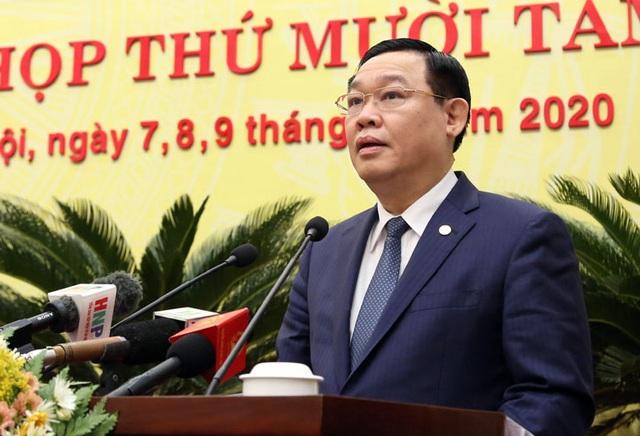 Hà Nội bầu Chủ tịch HĐND và Phó Chủ tịch UBND TP - 1