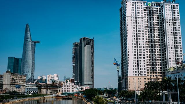 Các tòa nhà cao tầng tại TP. HCM