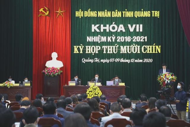 Chánh Văn phòng Tỉnh ủy làm Phó Chủ tịch HĐND tỉnh Quảng Trị - 1