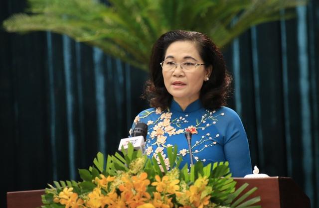 Chất vấn Chủ tịch TPHCM trong kỳ họp HĐND cuối năm - 2
