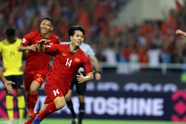 Kỳ vọng của HLV Park Hang Seo đối với Văn Quyết - 4