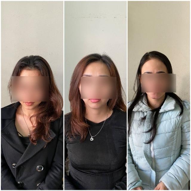 3 cô gái thuê resort mở tiệc ma túy mừng sinh nhật - 1
