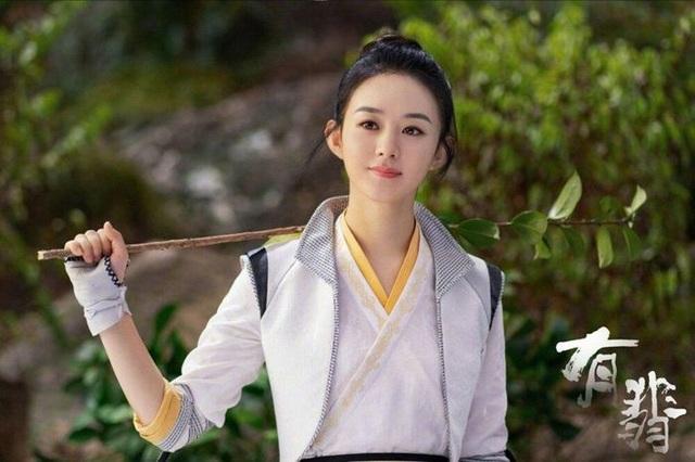Triệu Lệ Dĩnh lọt top những nữ diễn viên hot nhất Trung Quốc năm 2020 - 2