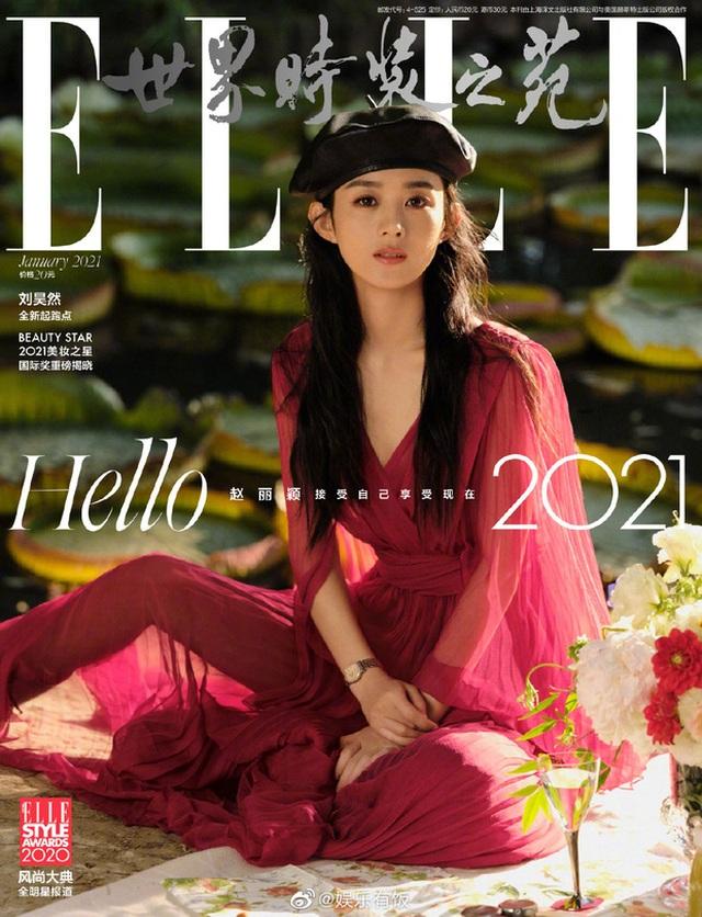 Triệu Lệ Dĩnh lọt top những nữ diễn viên hot nhất Trung Quốc năm 2020 - 6