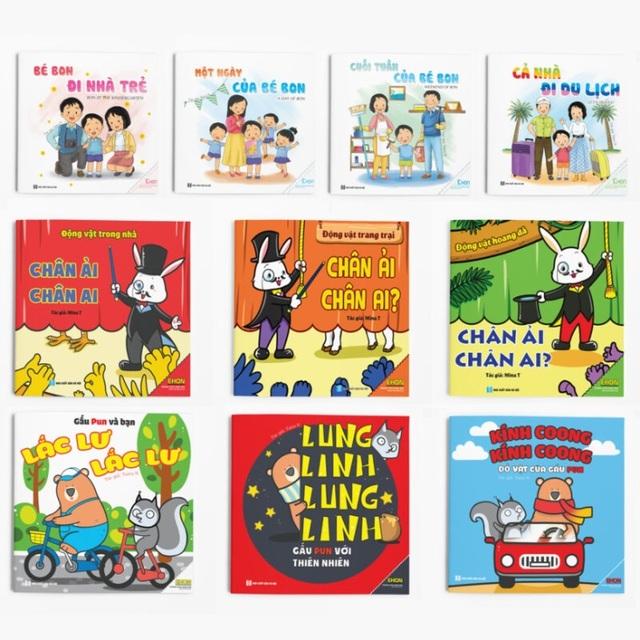 Sách Ehon - Phương pháp nuôi dưỡng tâm hồn con trẻ nổi tiếng của người Nhật - 2