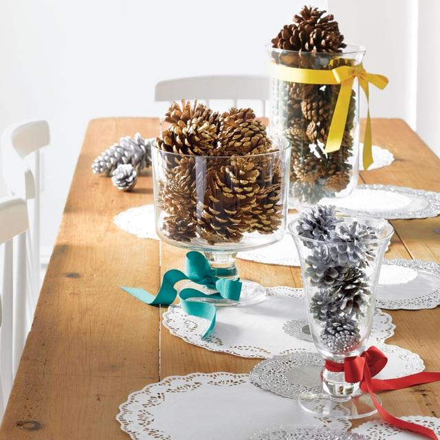 Ý tưởng trang trí nhà đón Giáng sinh cho mẹ đảm: Chỉ 5 phút là xong! - 7