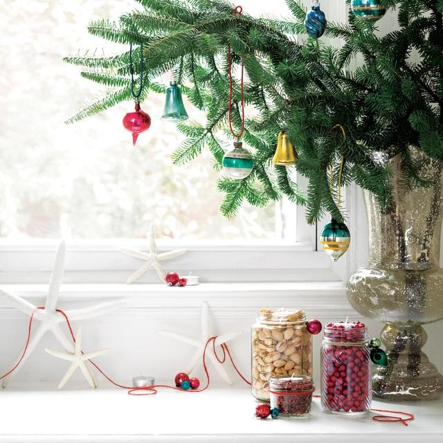 Ý tưởng trang trí nhà đón Giáng sinh cho mẹ đảm: Chỉ 5 phút là xong! - 8