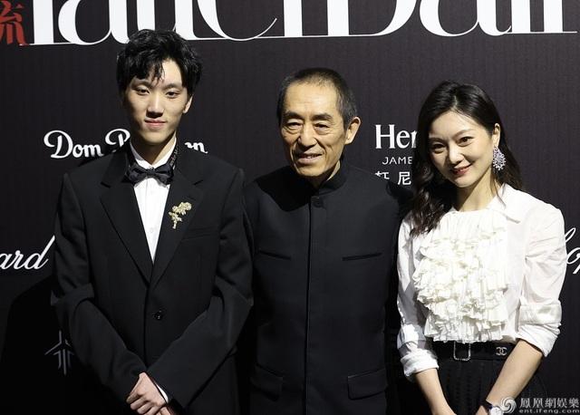 Cuộc hôn nhân kín tiếng của Trương Nghệ Mưu bên người vợ kém 31 tuổi - 8