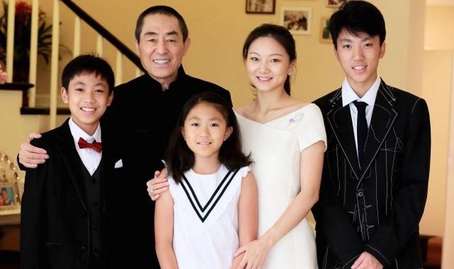 Cuộc hôn nhân kín tiếng của Trương Nghệ Mưu bên người vợ kém 31 tuổi - 6
