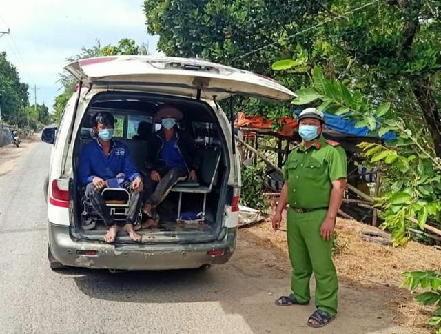 Truy trách nhiệm trong vụ việc 2 người bỏ trốn khỏi khu cách ly - 1