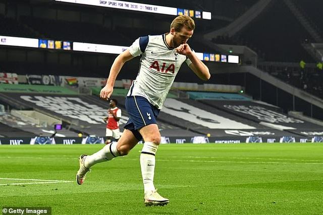 Son Heung Min và Harry Kane được ngợi ca sau trận thắng Arsenal - 3