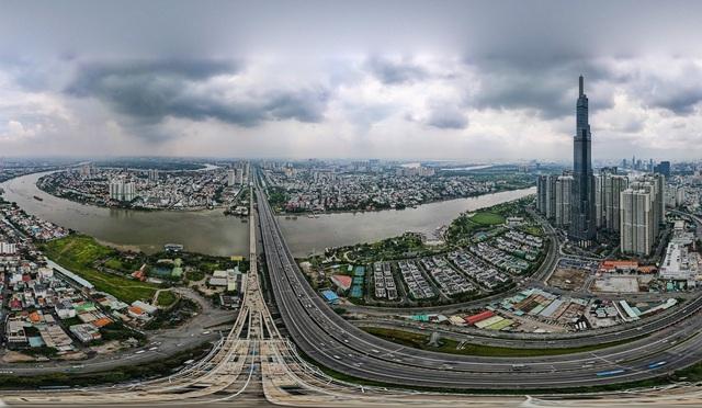Cuộc đua bất động sản Đông - Tây: Hai cực nóng của Sài Gòn - 1