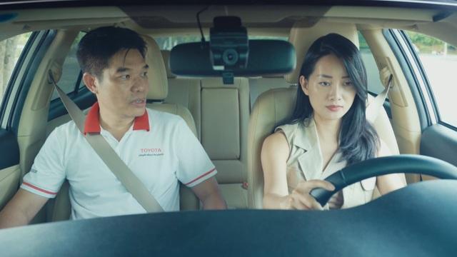 Chuỗi video hướng dẫn lái xe an toàn từ chuyên gia của Toyota Việt Nam - 1