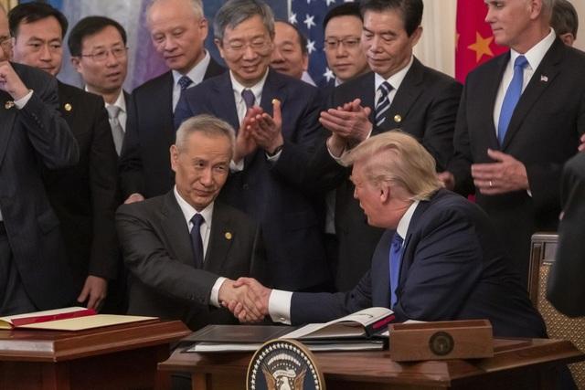 Trung Quốc chấp nhận việc ông Biden không gỡ bỏ thuế trừng phạt - 1