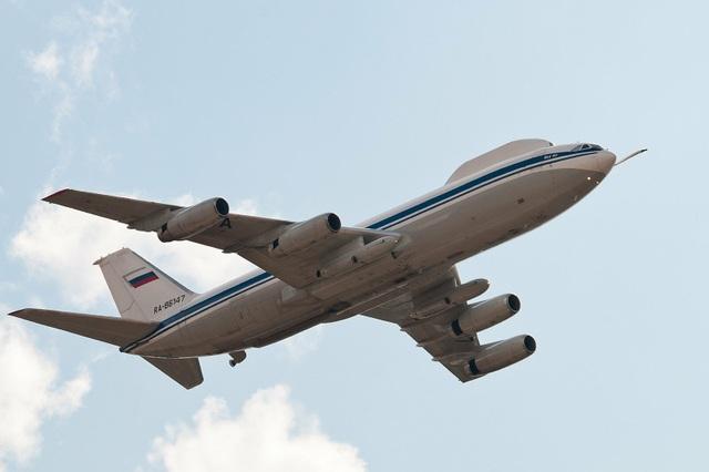Máy bay Ngày tận thế của Nga bị trộm đột nhập - 1