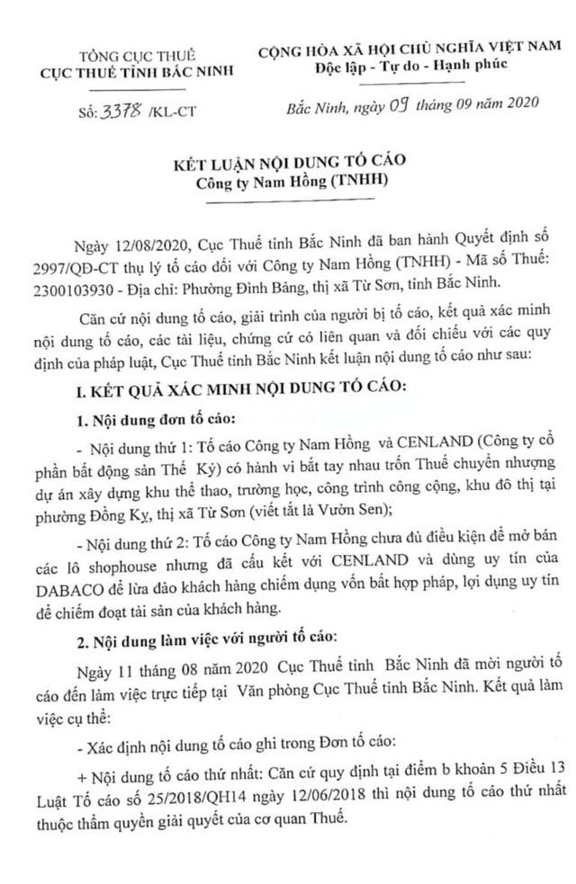 Thanh tra toàn diện dự án bị khách hàng ròng rã tố cáo lừa đảo tại Bắc Ninh - 5