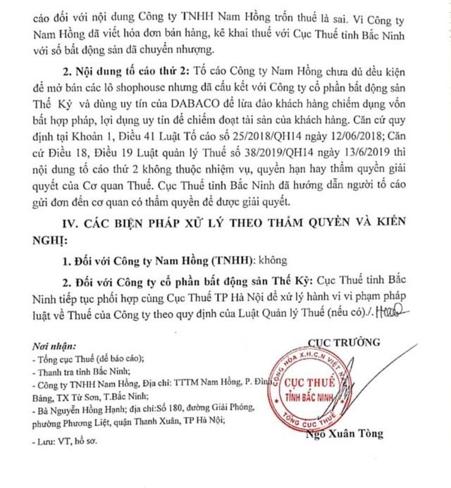 Thanh tra toàn diện dự án bị khách hàng ròng rã tố cáo lừa đảo tại Bắc Ninh - 7