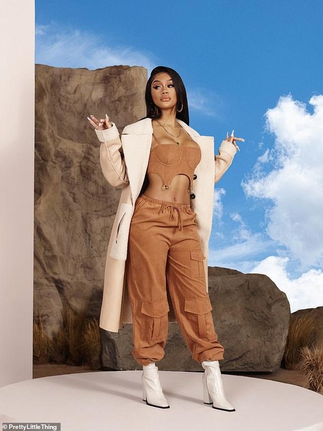 Mới nổi tiếng, ca sĩ bốc lửa Saweetie đã đắt show quảng cáo - 3