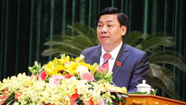 Bắc Giang có tân Chủ tịch UBND tỉnh - 1