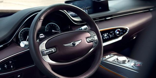 Mercedes GLC có thêm đối thủ Genesis GV70 đến từ Hàn Quốc - 19