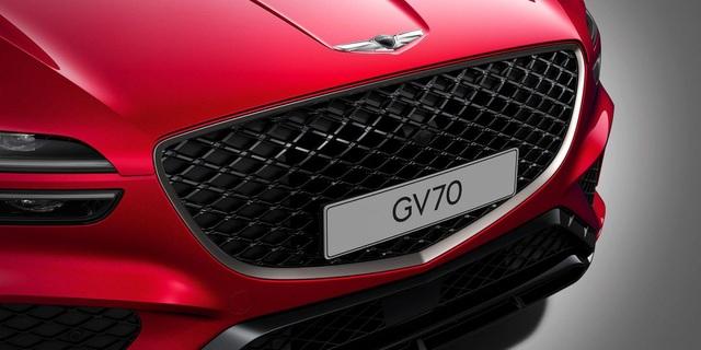 Mercedes GLC có thêm đối thủ Genesis GV70 đến từ Hàn Quốc - 12