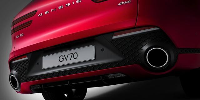 Mercedes GLC có thêm đối thủ Genesis GV70 đến từ Hàn Quốc - 14