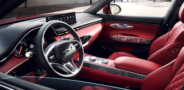 Mercedes GLC có thêm đối thủ Genesis GV70 đến từ Hàn Quốc - 17