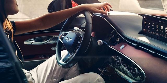 Mercedes GLC có thêm đối thủ Genesis GV70 đến từ Hàn Quốc - 9