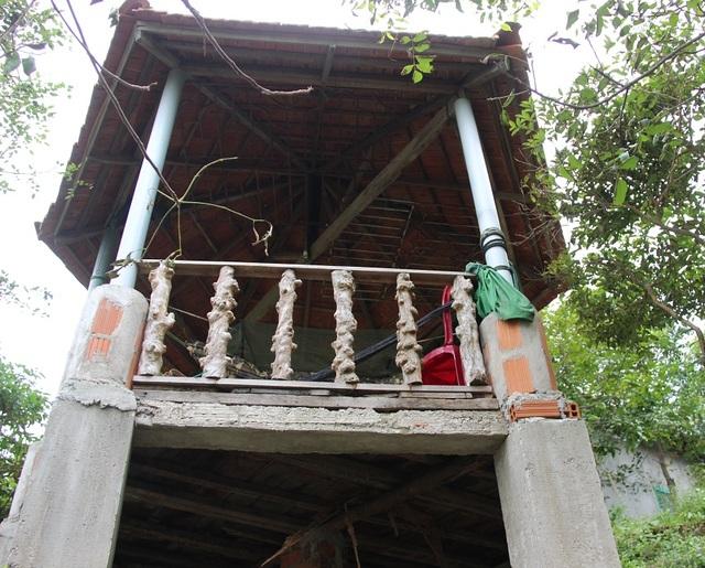 Nguyên Chủ tịch Mặt trận tổ quốc tỉnh xây nhà trái phép trên núi - 4