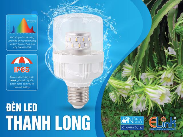 Đèn LED Solar Elink tri ân khách hàng năm 2020 - 2