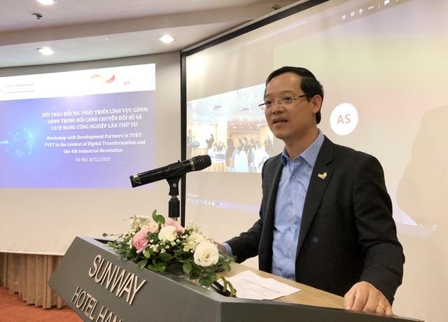 Tổng Cục trưởng Tổng Cục GDNN Trương Anh Dũng cho rằng học nghề không chỉ để làm thợ mà có thể khởi nghiệp, làm ông chủ