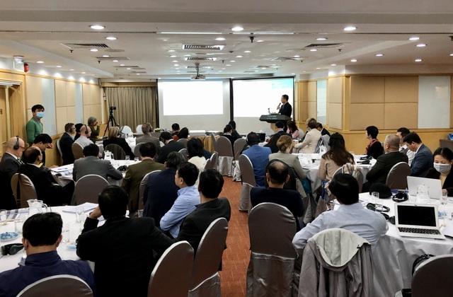 """Hội thảo Đối tác phát triển lĩnh vực GDNN tại Việt Nam với chủ đề """"GDNN trong bối cảnh chuyển đổi số và cách mạng công nghiệp lần thứ tư (CMCN4.0)"""