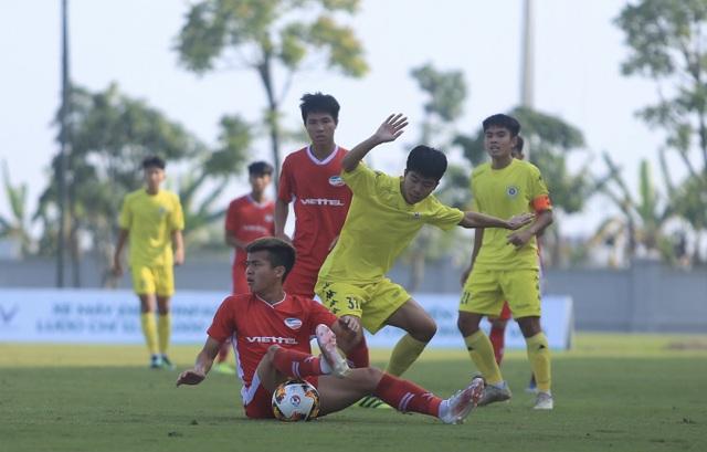 Viettel gặp PVF ở trận chung kết giải U17 Cúp Quốc gia 2020 - 1