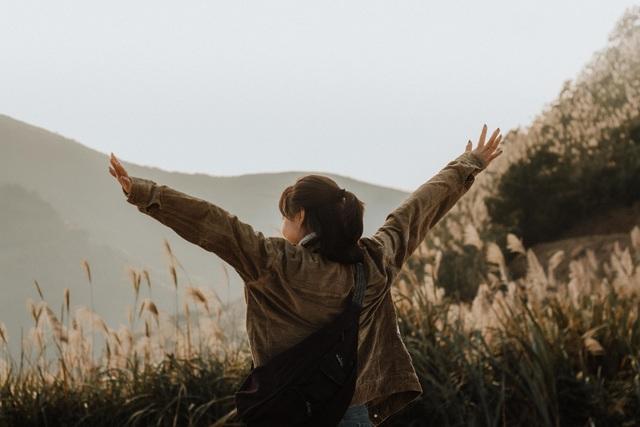 Lạc vào thiên đường cỏ lau đẹp như tranh ngay gần Hà Nội - 1