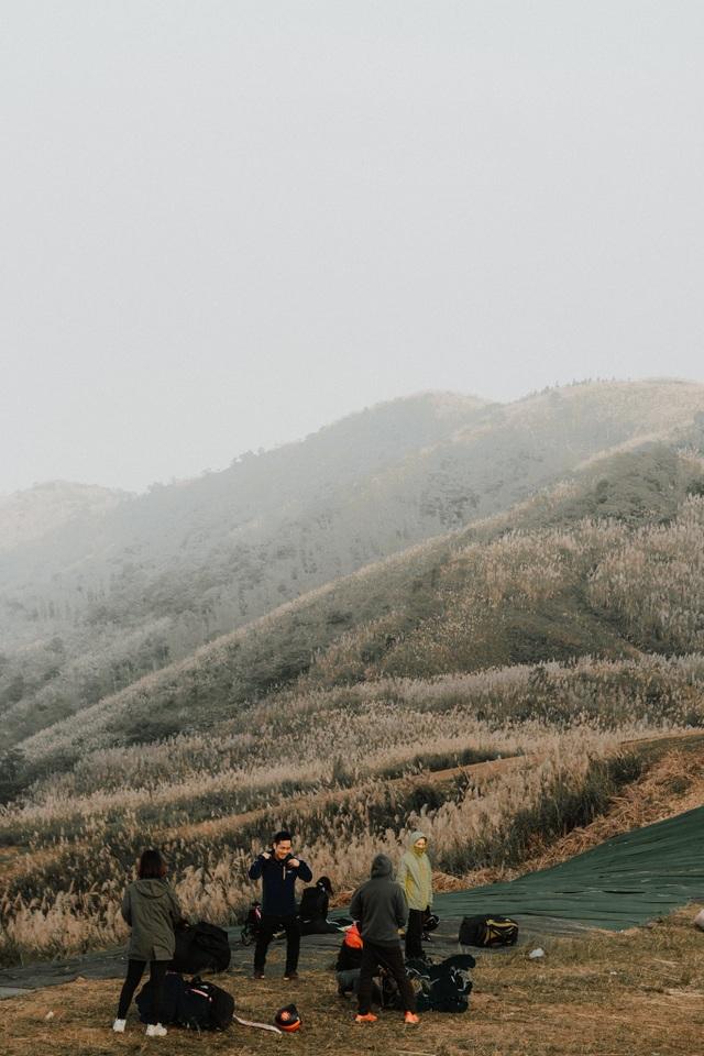 Lạc vào thiên đường cỏ lau đẹp như tranh ngay gần Hà Nội - 4