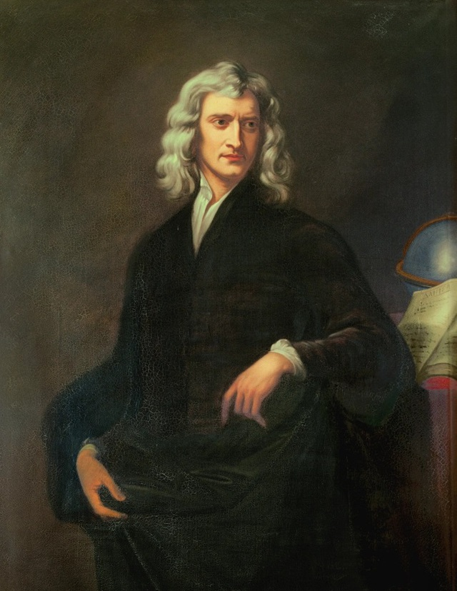 Isaac Newton đã từng theo đuổi dự đoán Ngày tận thế - 2