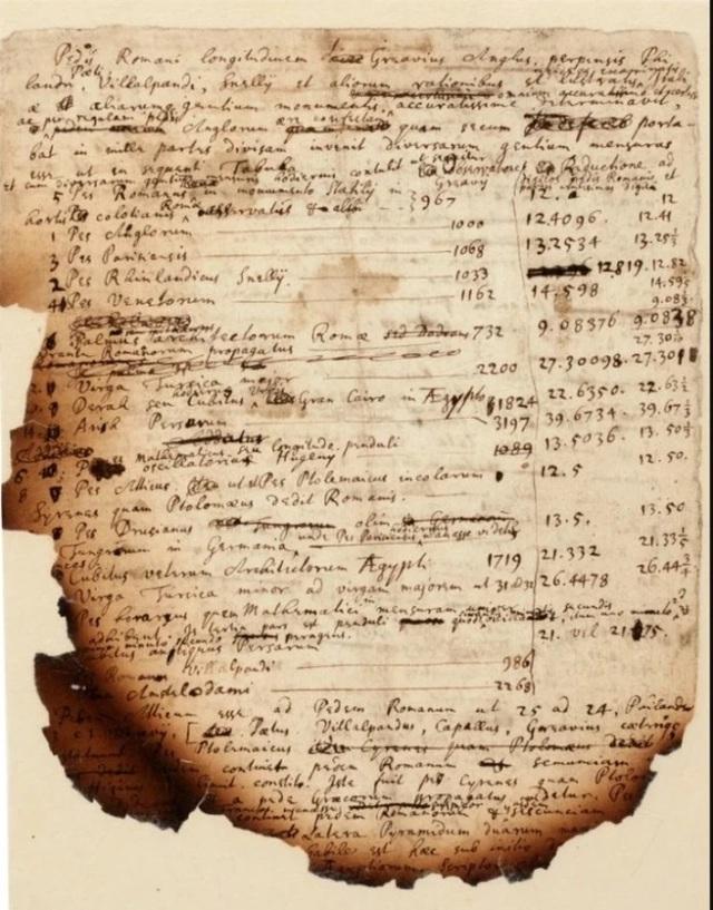 Isaac Newton đã từng theo đuổi dự đoán Ngày tận thế - 1