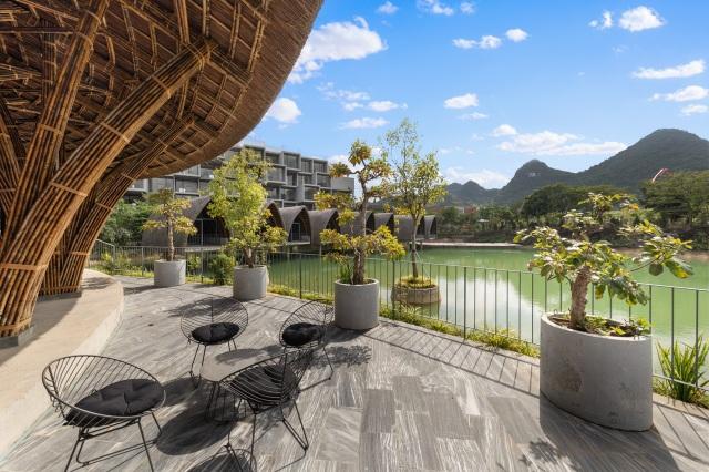 Căn hộ tại Vedana Resort gây sốt vì đẹp như trong mơ - 4