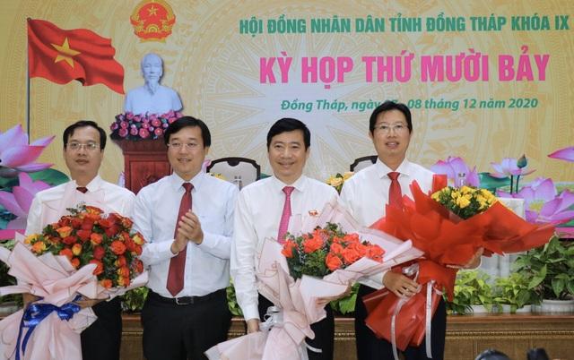 Ông Phạm Thiện Nghĩa làm Chủ tịch tỉnh Đồng Tháp - 1
