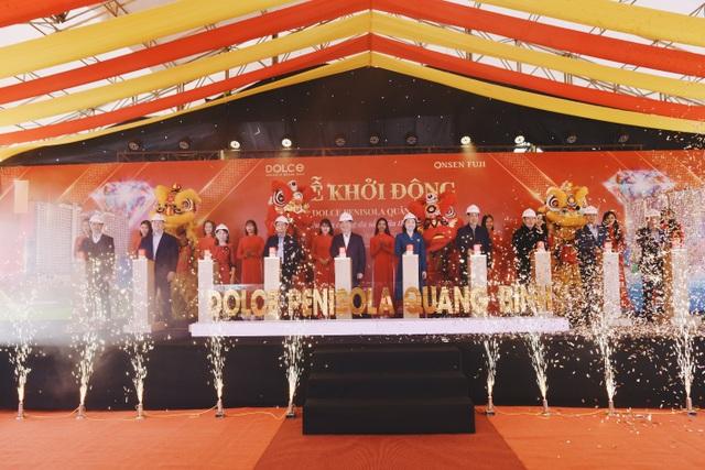 Quảng Bình: Lễ khởi động siêu dự án Dolce Penisola - 1