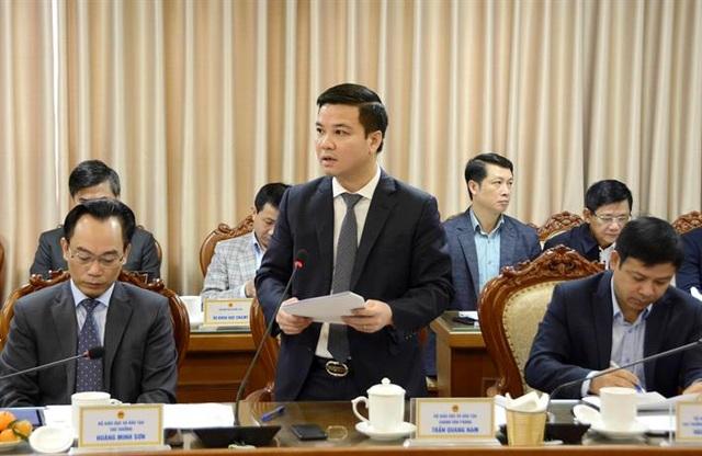 Tổ công tác của Thủ tướng Chính phủ làm việc với Bộ GD-ĐT - 3