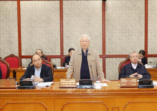Tổng Bí thư: Văn kiện Đại hội Đảng phải phản ánh tiếng nói chung - 1