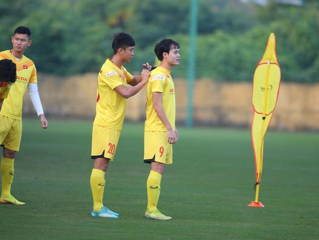 Cầu thủ HA Gia Lai nỗ lực tìm lại vị thế ở đội tuyển Việt Nam - 2